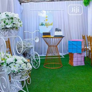 Rentals Of Decor Items. Venue Setup Outdoor Decor Astro Turf | Party, Catering & Event Services for sale in Lagos State, Ikeja