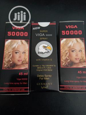 Viga Delay Spray For ( Men ) | Sexual Wellness for sale in Abuja (FCT) State, Garki 2