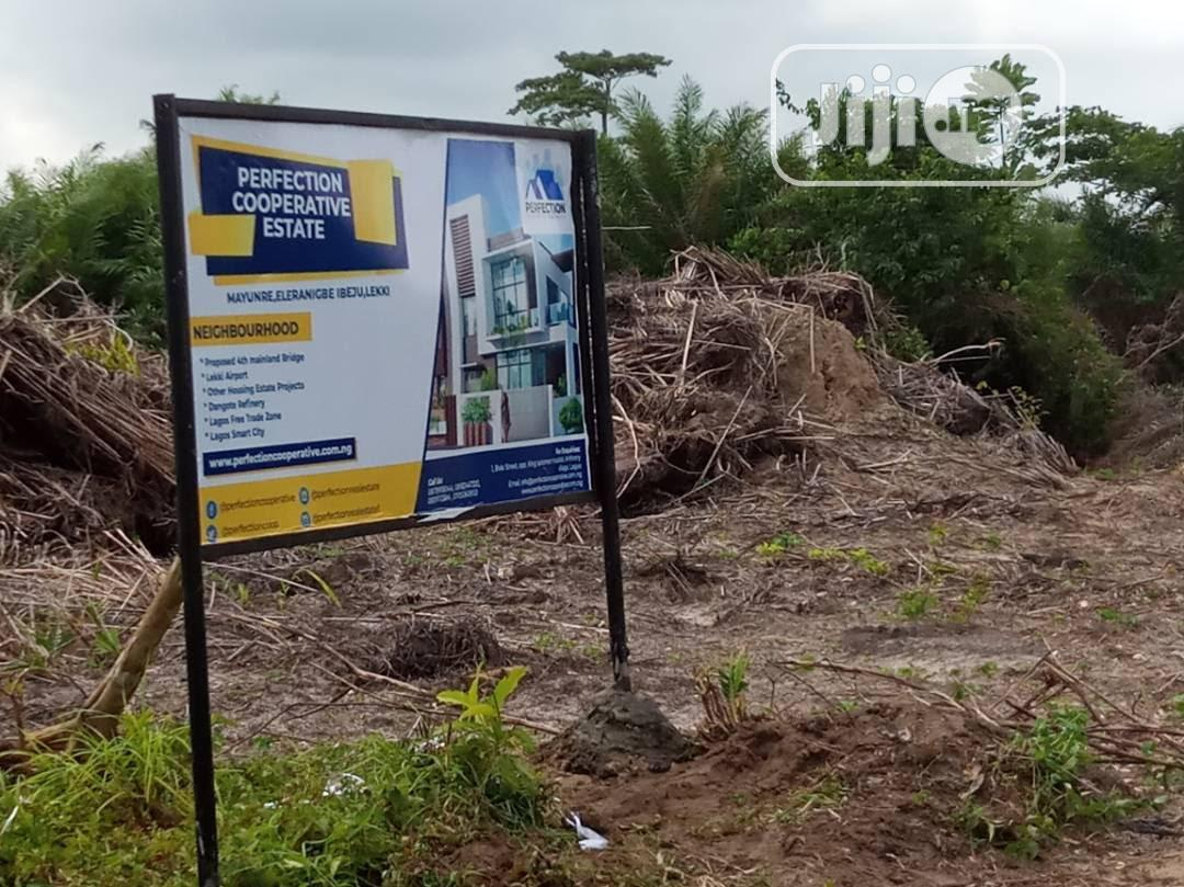 Massive Plots Of Land Available For Sale At Perfection Estate