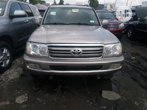Toyota Land Cruiser 2006 100 4.7 Executive Silver   Cars for sale in Lagos State, Apapa