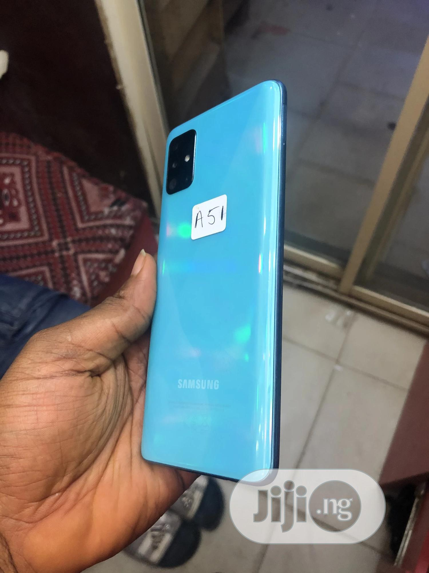 Samsung Galaxy A51 128 GB | Mobile Phones for sale in Onitsha, Anambra State, Nigeria