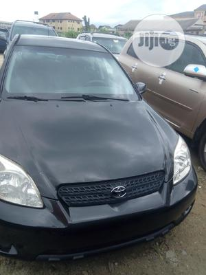 Toyota Matrix 2006 Black   Cars for sale in Rivers State, Port-Harcourt