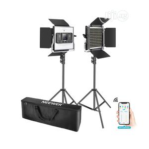 Neewer 2 Packs 660 LED Video Light With APP Control | Accessories & Supplies for Electronics for sale in Lagos State, Ikeja