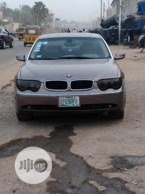 BMW 7 Series 2004 Gray   Cars for sale in Abuja (FCT) State, Wuse