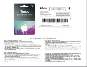 iTunes Gift Card US | Accessories & Supplies for Electronics for sale in Lagos State, Amuwo-Odofin
