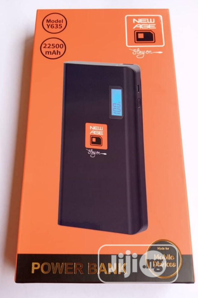 Newage 22500mah Powerbank | Accessories for Mobile Phones & Tablets for sale in Isolo, Lagos State, Nigeria
