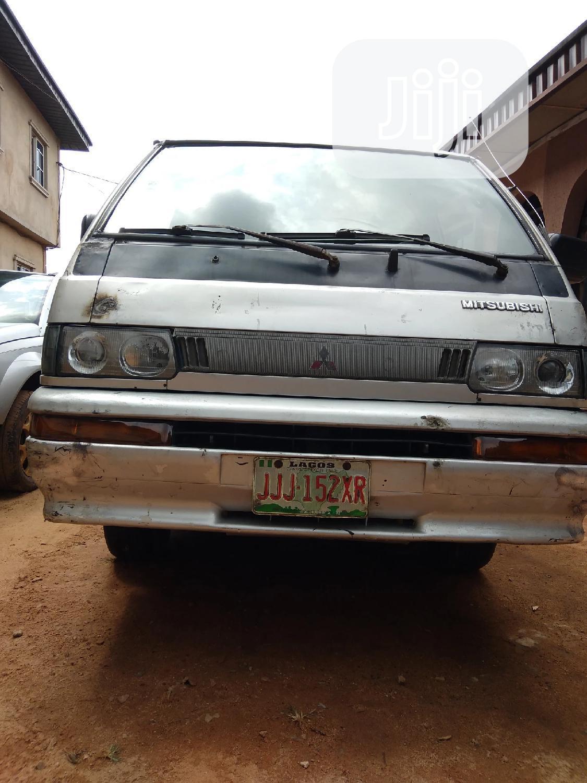 Archive: Mitsubishi L300 1996 Silver