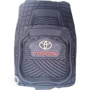 Toyota Car Foot Mat/Floor Carpet for All Cars/Suvs   Vehicle Parts & Accessories for sale in Abuja (FCT) State, Garki 1
