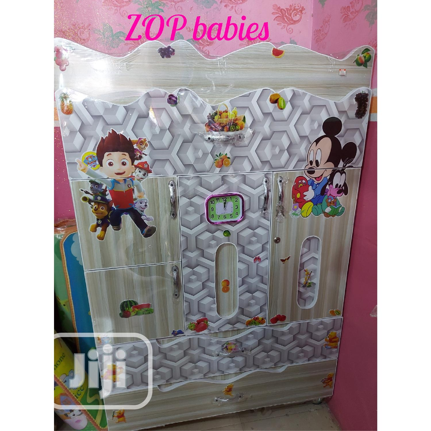 Archive: Children Wooden Wardrope