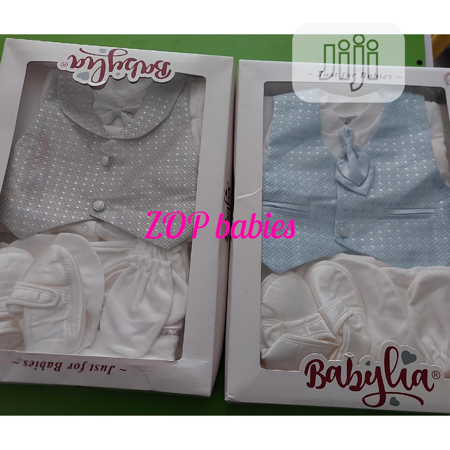 Boys Christening Clothes