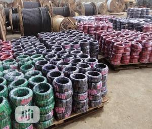 Nigeria Cable Single Core Pure Copper 100 Mete | Electrical Equipment for sale in Rivers State, Port-Harcourt
