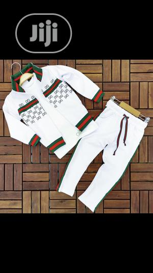 Gucci 3 Piece Set Available for Pick Up. | Children's Clothing for sale in Abia State, Aba North