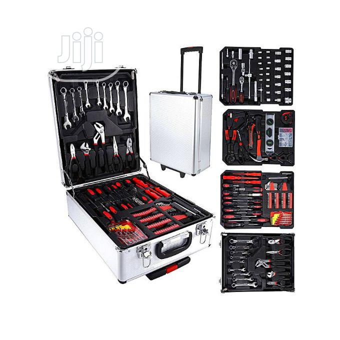 186+Pcs Tool Box Set (Mechanical and Electrical Uses | Hand Tools for sale in Lagos Island (Eko), Lagos State, Nigeria