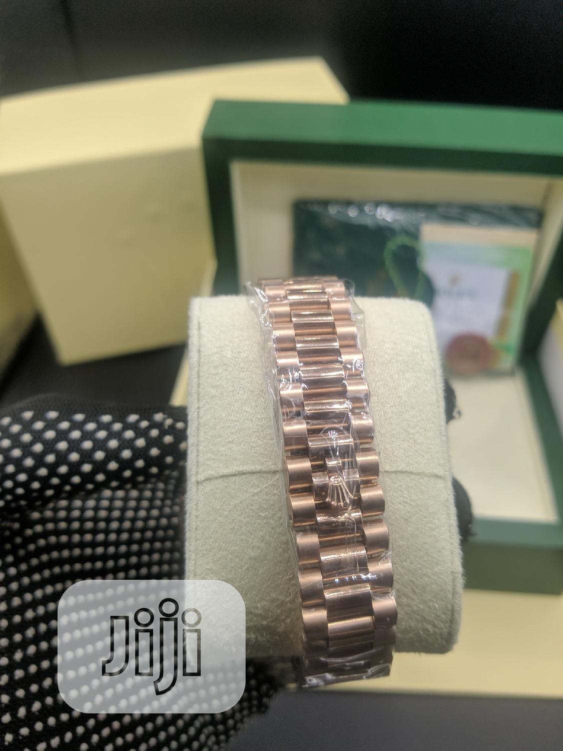 Archive: Original Rolex With Mechanical Movement