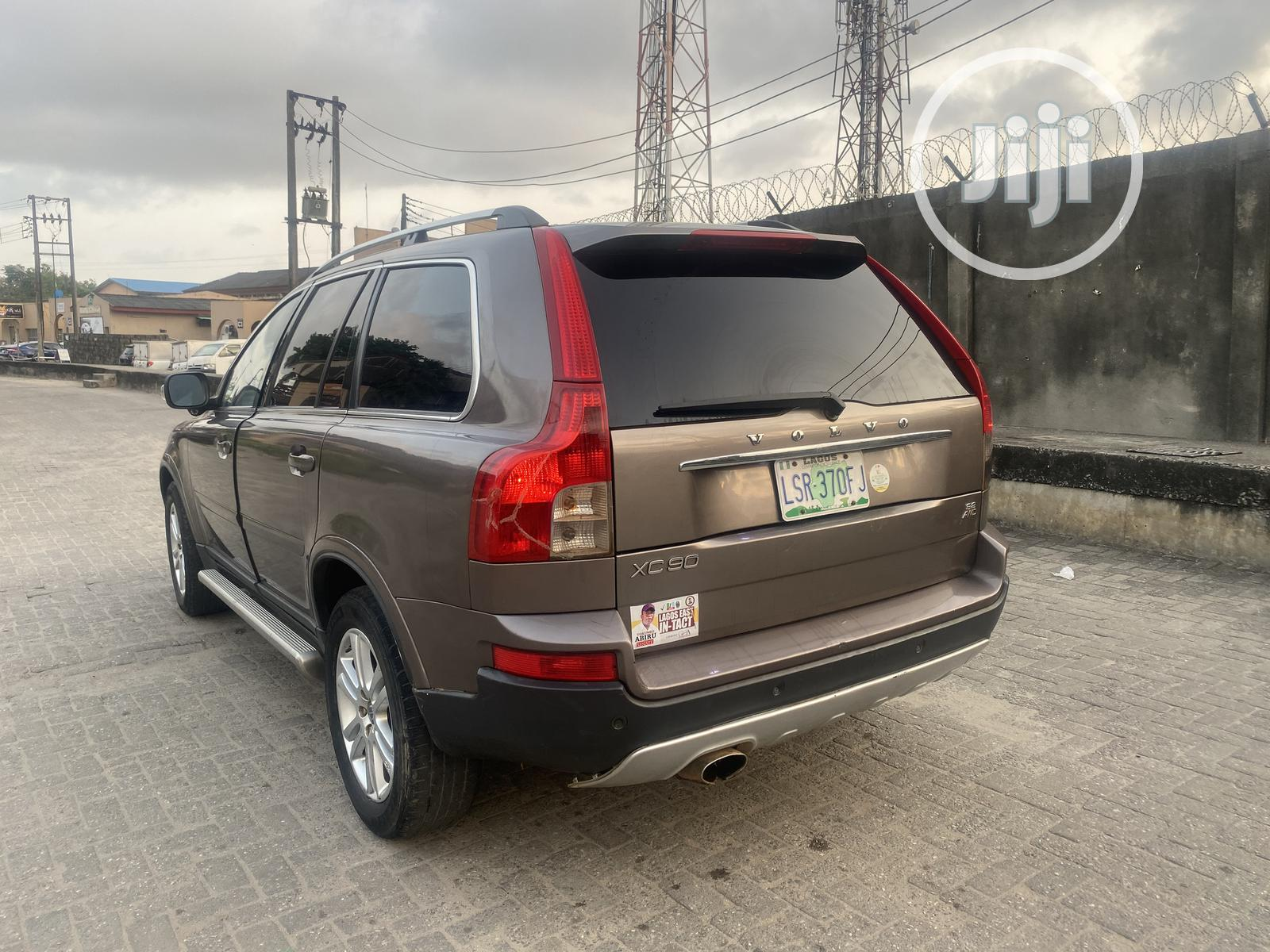 Volvo XC90 2010 Brown | Cars for sale in Ikoyi, Lagos State, Nigeria