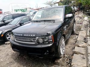 Land Rover Range Rover Sport 2011 Black | Cars for sale in Lagos State, Apapa