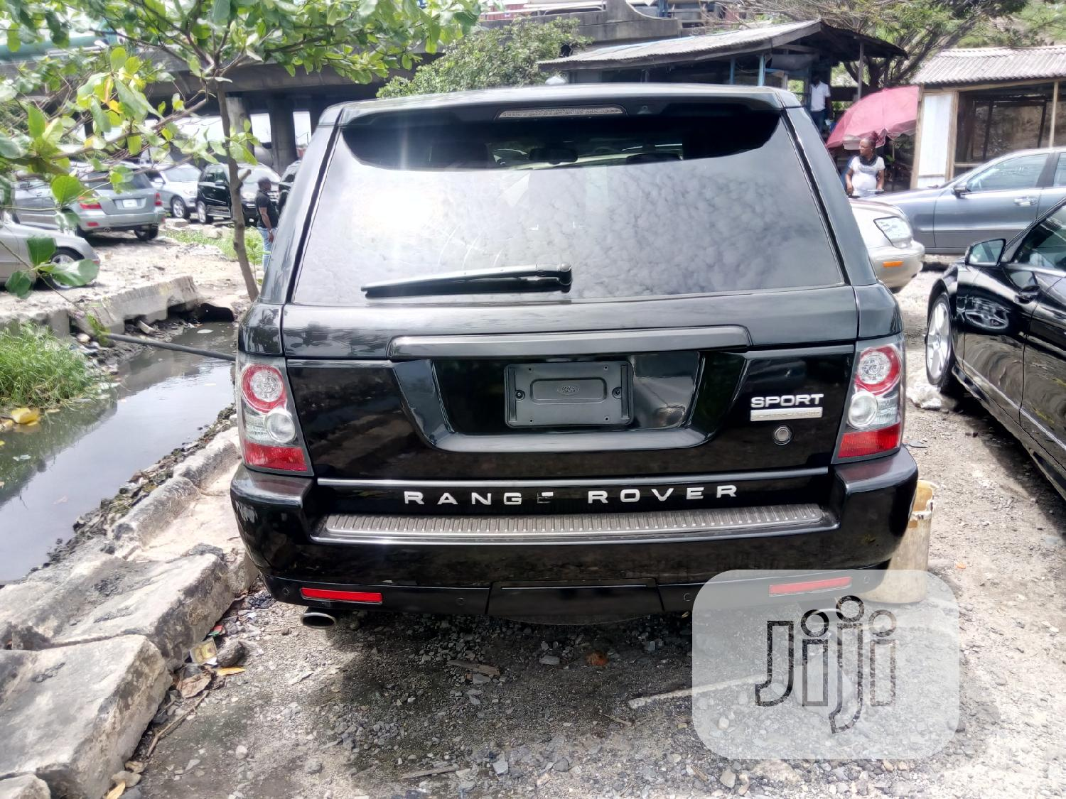 Land Rover Range Rover Sport 2011 Black | Cars for sale in Apapa, Lagos State, Nigeria