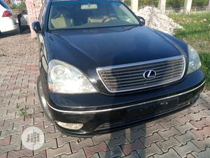 Lexus LS 2001 Black | Cars for sale in Lagos State, Ajah