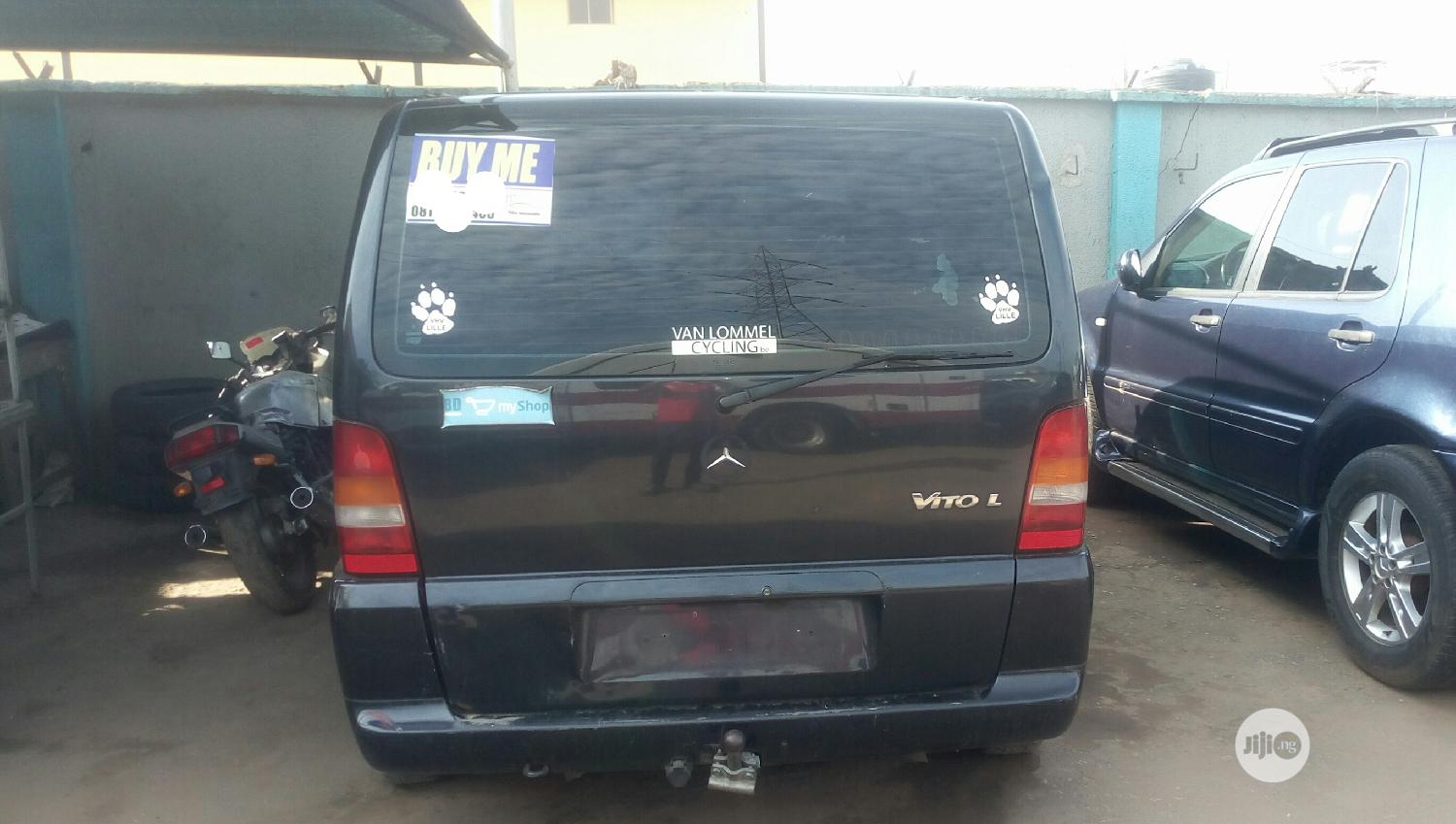 Mercedes Benz Vitto | Buses & Microbuses for sale in Ikeja, Lagos State, Nigeria