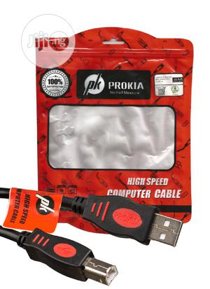 Prokia Printer Cable 5m | Accessories & Supplies for Electronics for sale in Lagos State, Lagos Island (Eko)