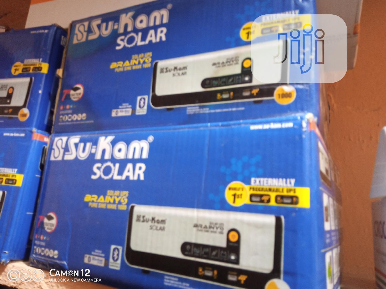 Archive: 1kva/12v Su-Kam Hybrid Inverter