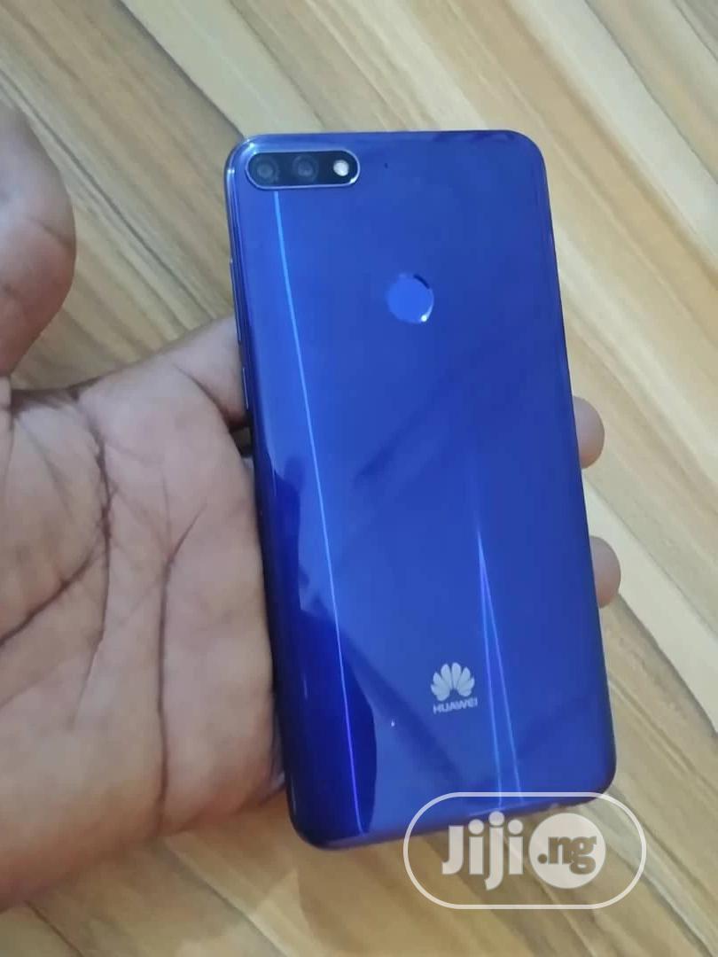 Huawei Y7 Prime 32 GB Black