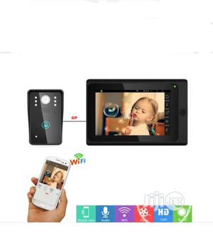 """Touch Screen Video Doorbell IP INTERCOM 7""""Wired/Wireless 