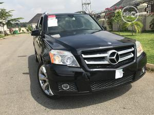 Mercedes-Benz GLK-Class 2011 350 Black   Cars for sale in Abuja (FCT) State, Wuye
