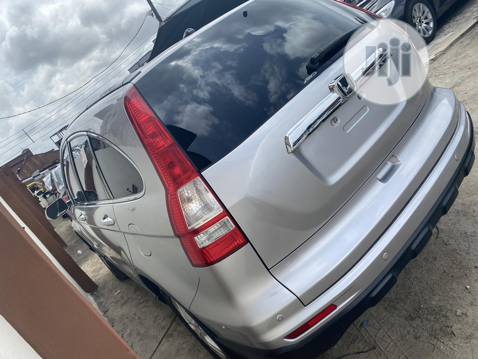 Honda CR-V 2011 Silver   Cars for sale in Surulere, Lagos State, Nigeria