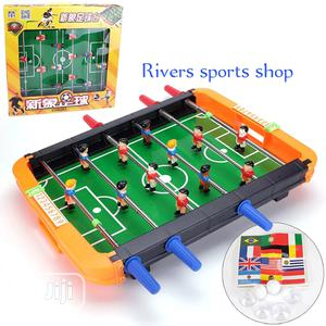 Portable Mini Table Football Soccer Game for Adults and Kids | Sports Equipment for sale in Rivers State, Port-Harcourt