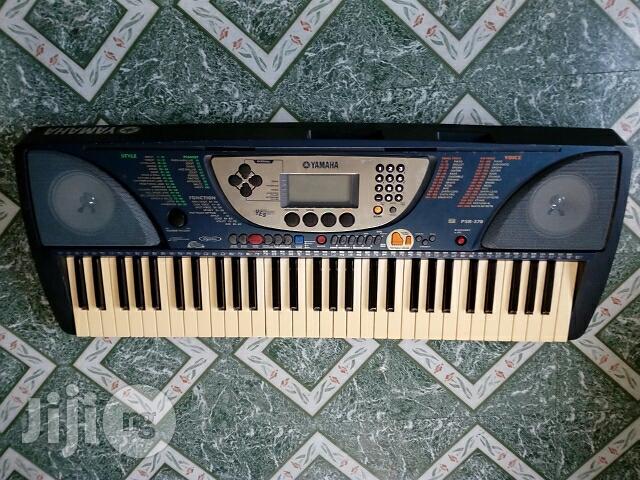 Yamaha PSR-270 Keyboard   Musical Instruments & Gear for sale in Kosofe, Lagos State, Nigeria