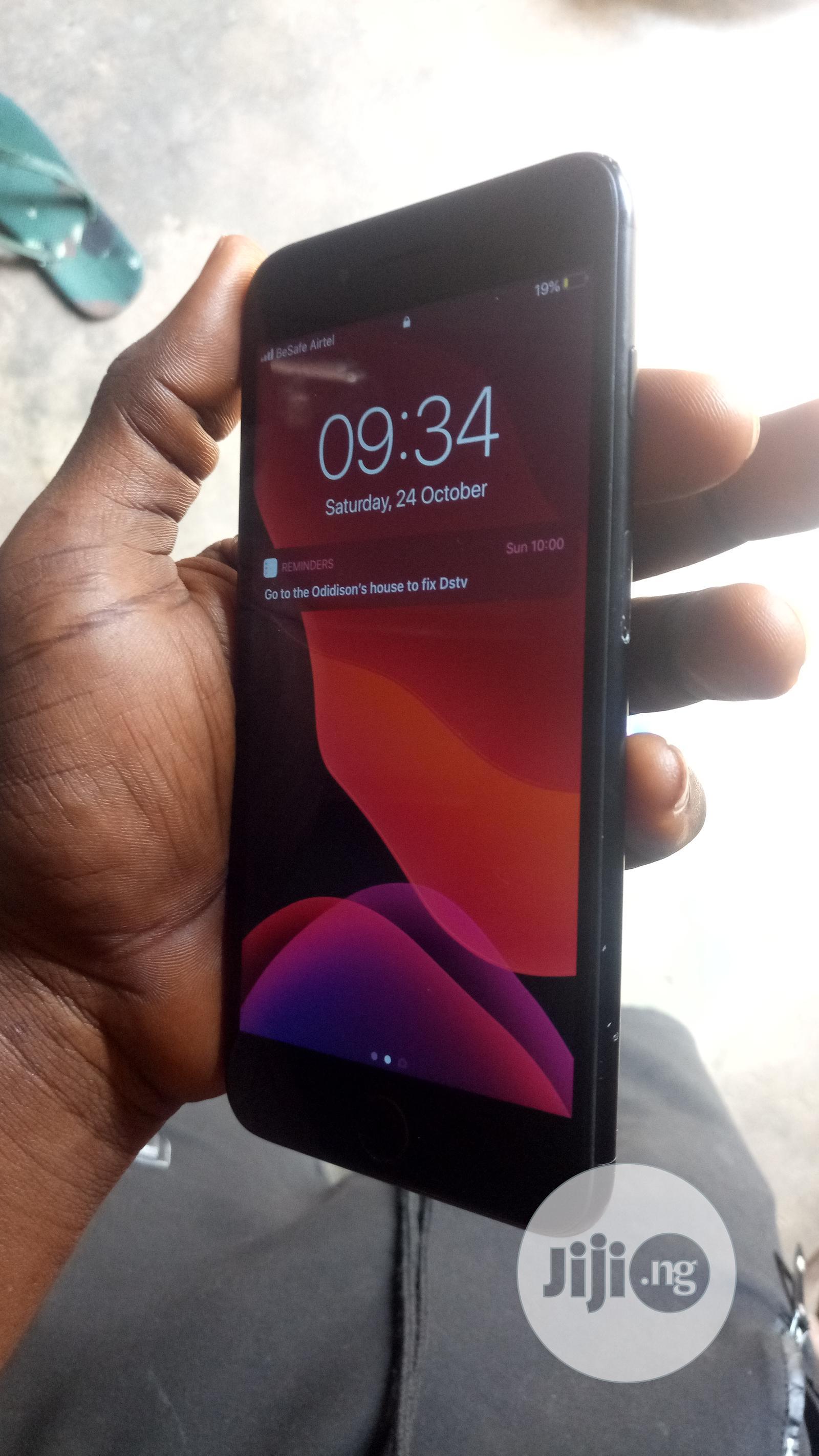 Apple iPhone 7 Plus 128 GB Black