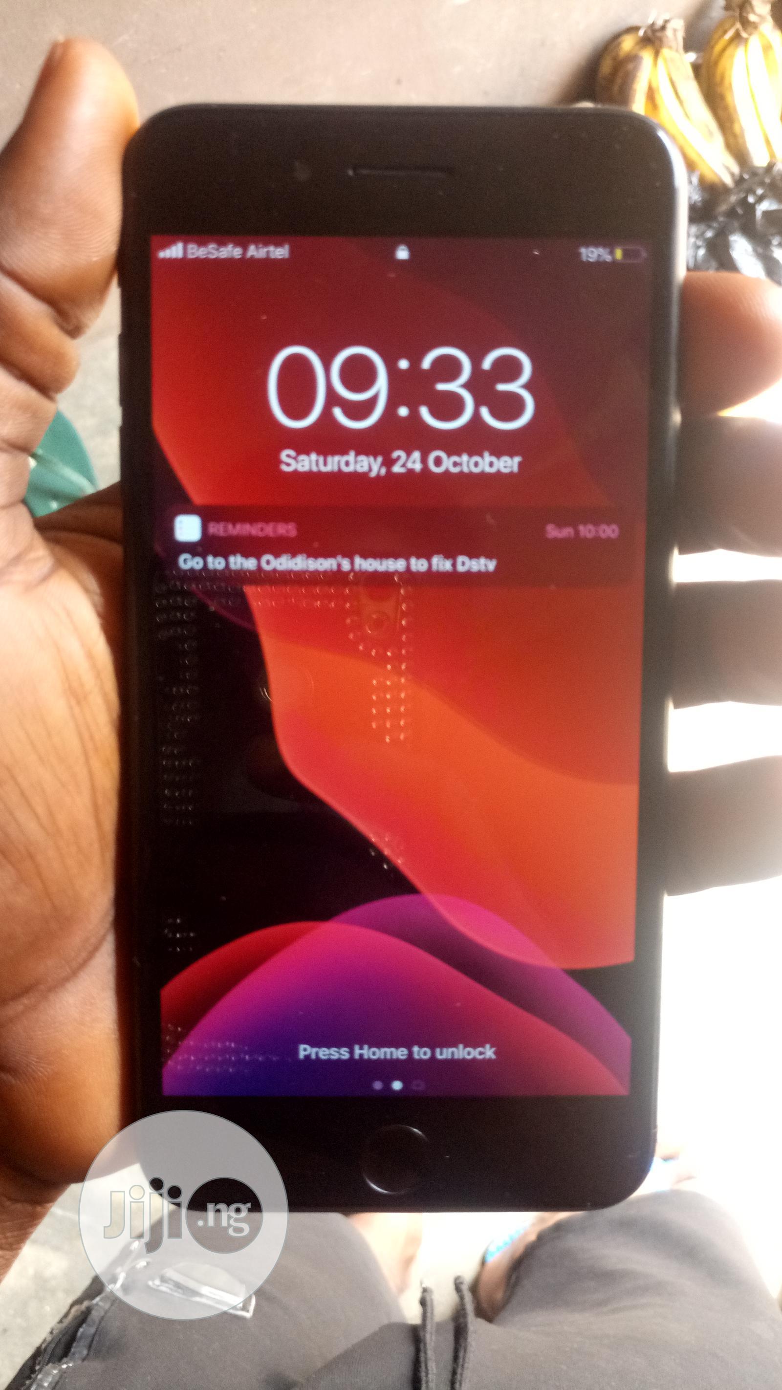 Apple iPhone 7 Plus 128 GB Black | Mobile Phones for sale in Magodo, Lagos State, Nigeria