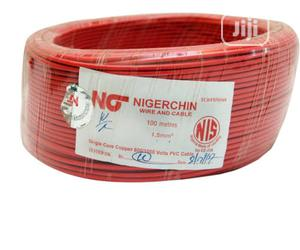 Original Nigerchin 1.5mm Single Core Pure Copper 100 Meters | Electrical Equipment for sale in Oyo State, Ibadan