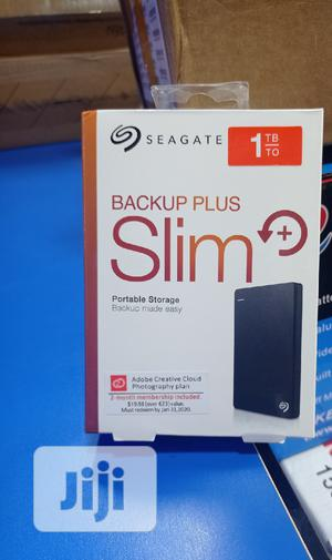 Seagate 1tb External Drive   Computer Hardware for sale in Rivers State, Port-Harcourt