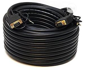 VGA Cable 50M   Electrical Equipment for sale in Lagos State, Ikeja