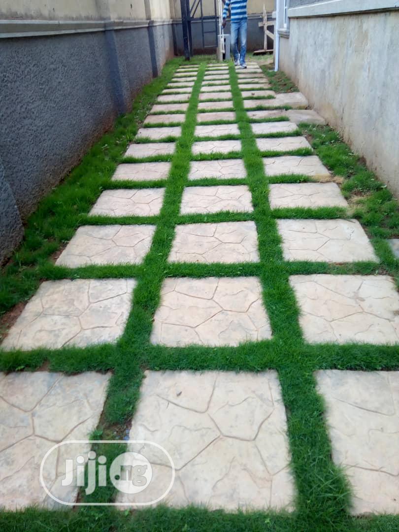 Stamp Concrete | Building Materials for sale in Jabi, Abuja (FCT) State, Nigeria