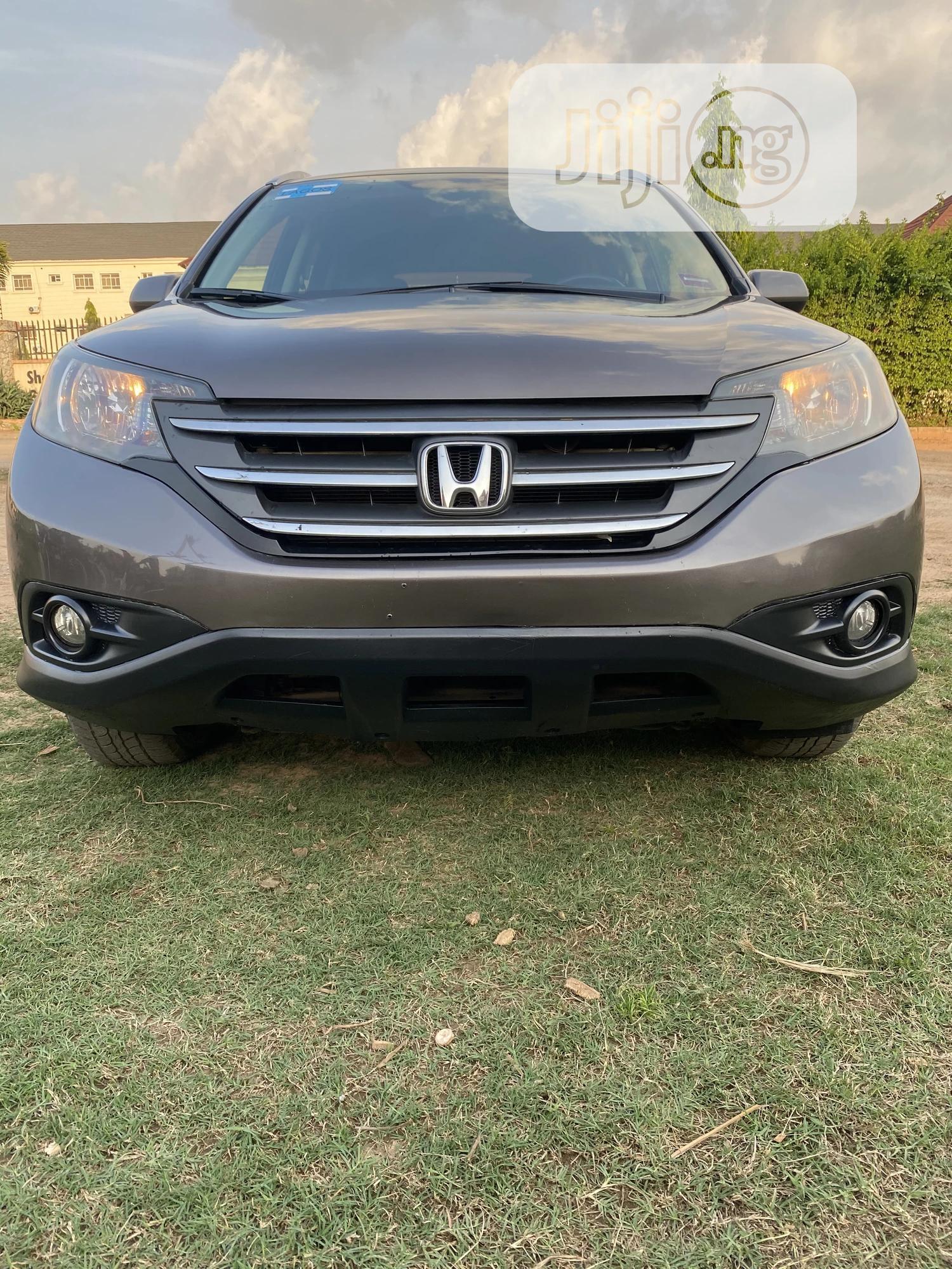 Archive: Honda CR-V 2014