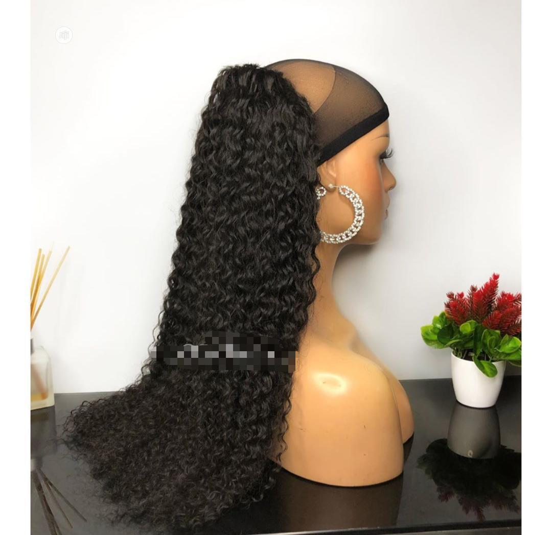 Archive: Human Hair With Frontal