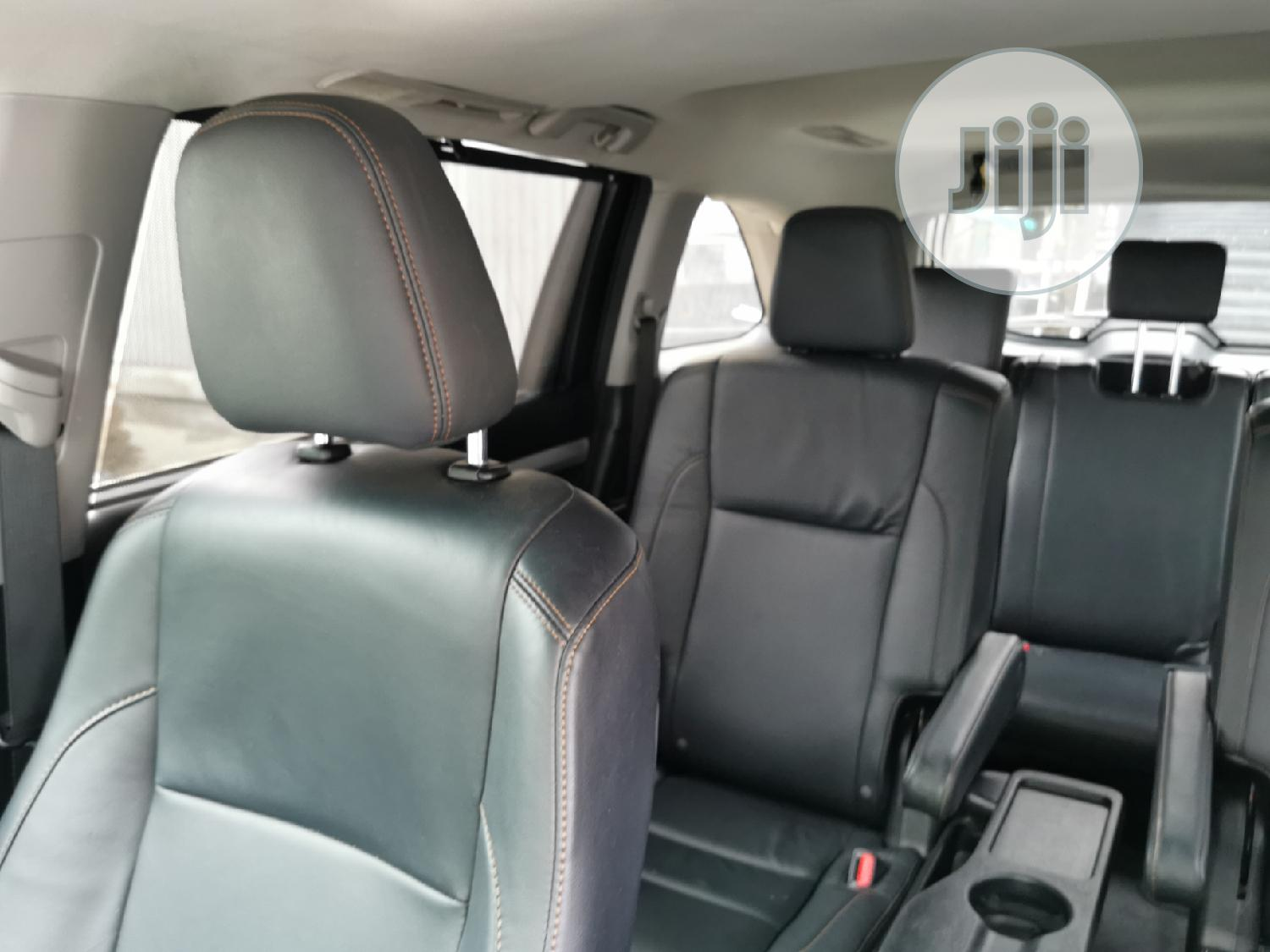 Toyota Highlander 2015 Black | Cars for sale in Ogba, Lagos State, Nigeria