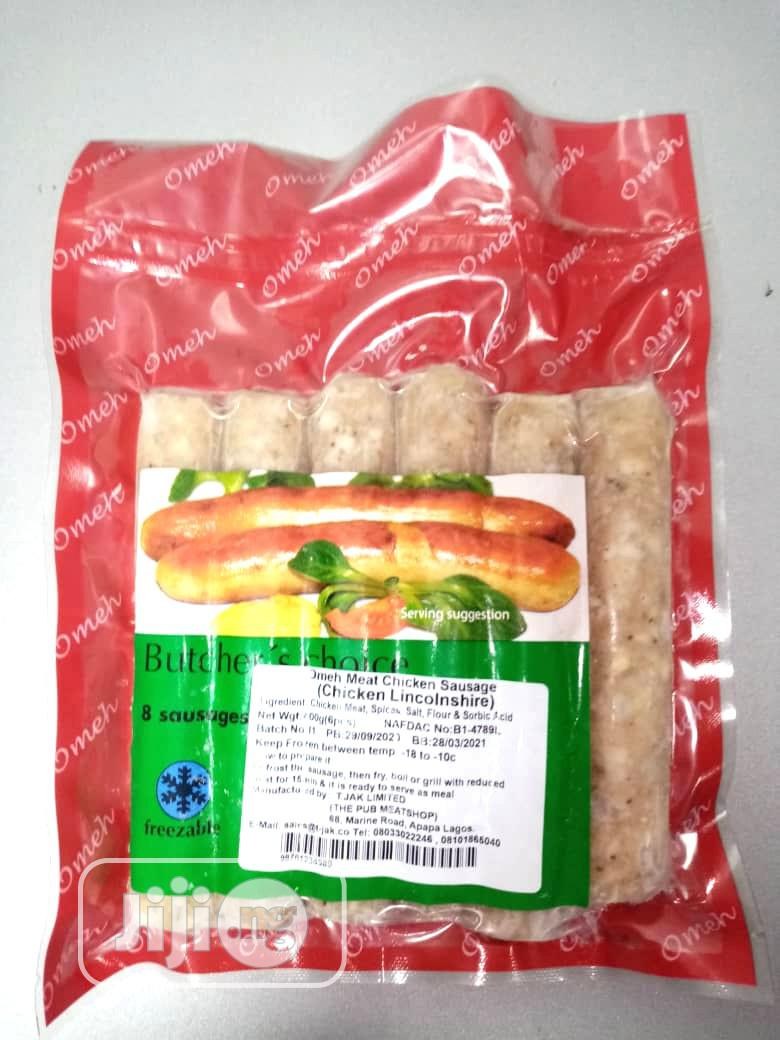 Archive: Chicken Lincolnshire(English Language)-per Pack (0.4kg)