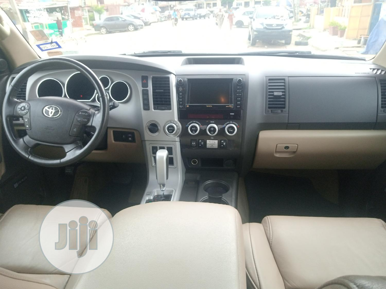 Toyota Sequoia 2008 White | Cars for sale in Ojota, Lagos State, Nigeria