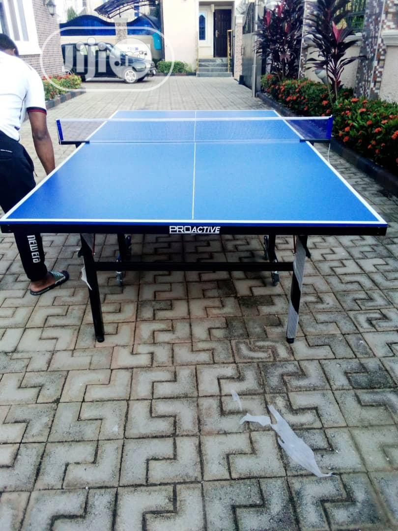 Outdoor Water Resistant Table Tennis Board