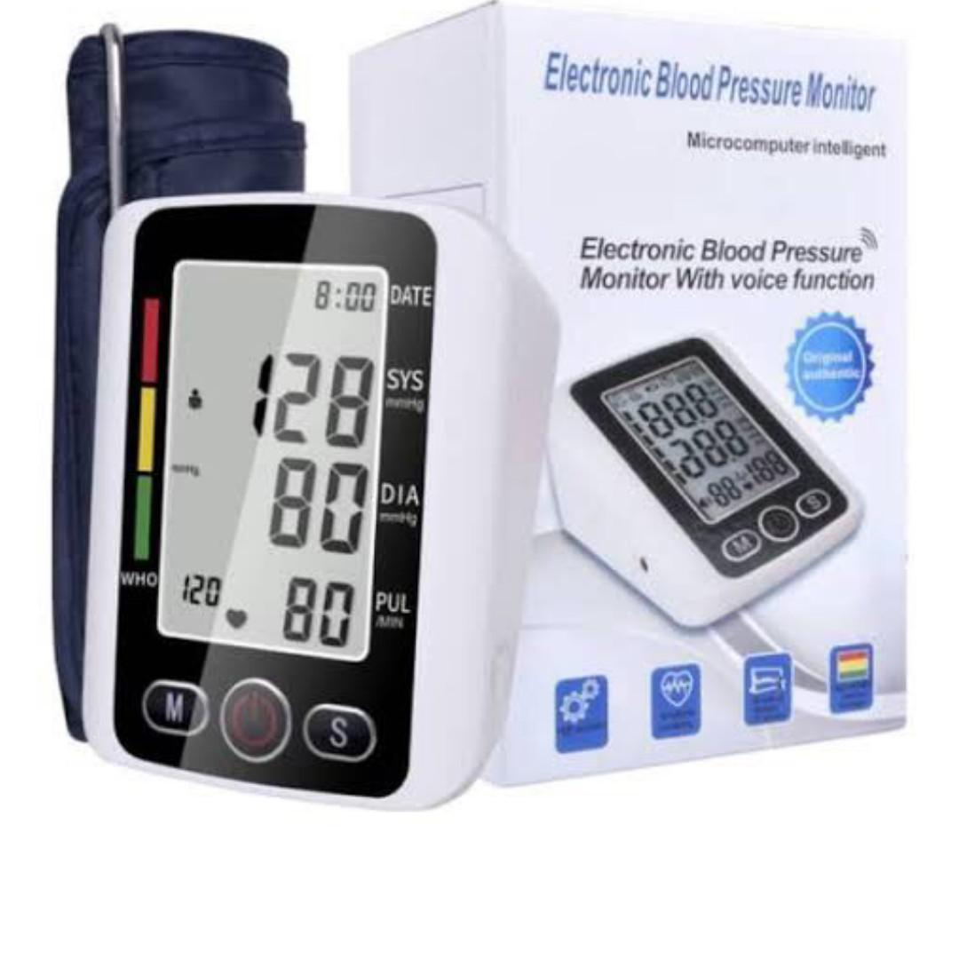 Blood Pressure Monitor   Tools & Accessories for sale in Surulere, Lagos State, Nigeria