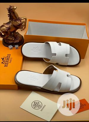 Hermes Leather Slippers   Shoes for sale in Lagos State, Lagos Island (Eko)