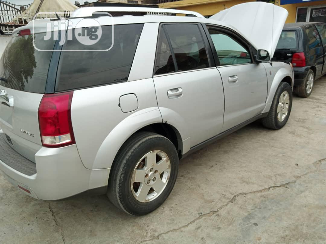Saturn Vue 2007 Silver | Cars for sale in Ojodu, Lagos State, Nigeria