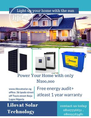 Cheap Solar Installation | Other Services for sale in Lagos State, Ikeja