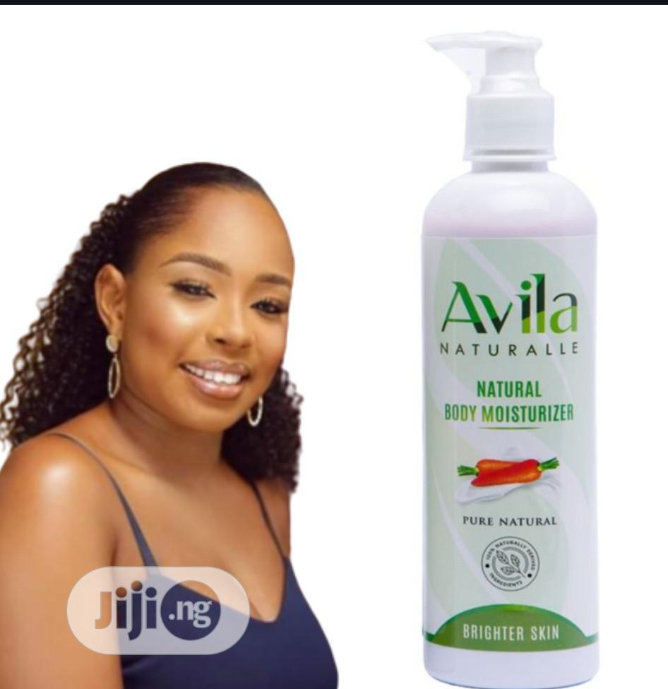 Avila Lightening Body Moisturiser