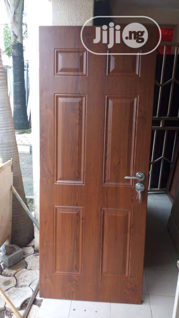 American Steel Door Door | Doors for sale in Jabi, Abuja (FCT) State, Nigeria