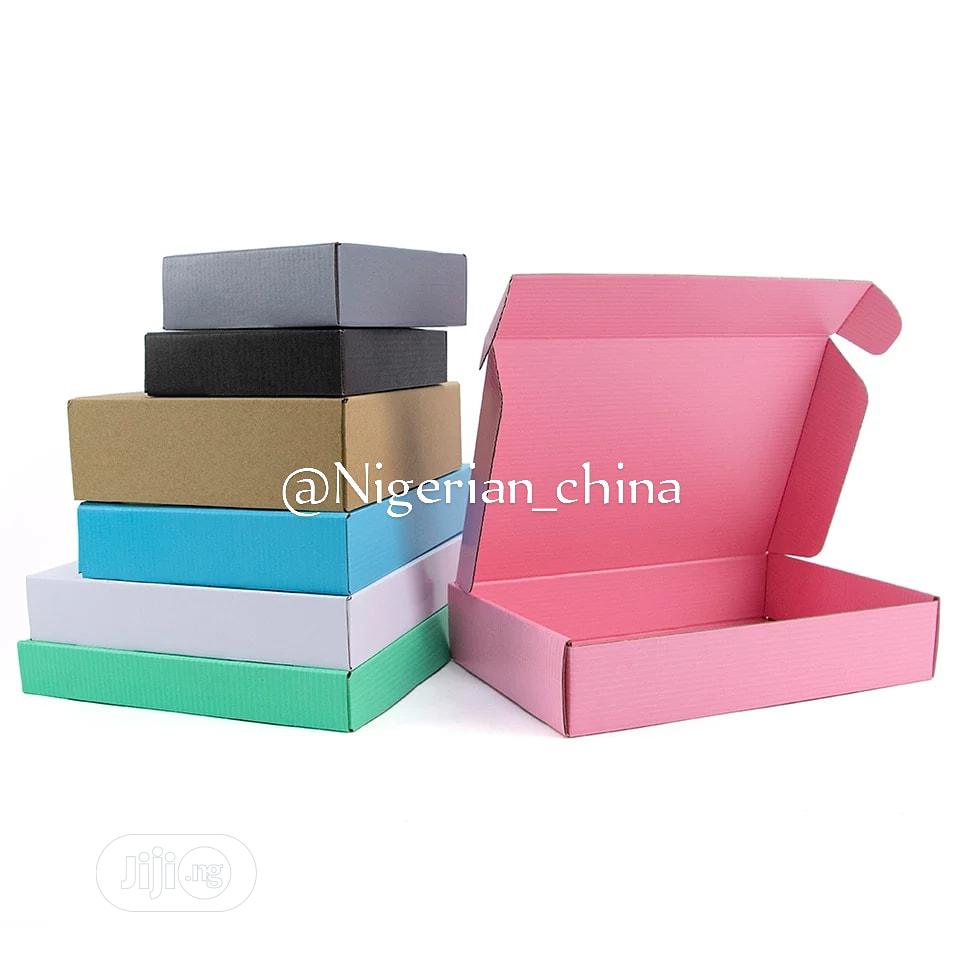 Plain Paper Box | Arts & Crafts for sale in Port-Harcourt, Rivers State, Nigeria